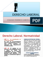 Derecho Laboral. Alumnos