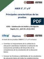 4. Presentacion Caracteristicas Pruebas SABER 359