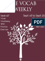 107137293 the Vocab Weekly Issue 47