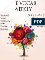 110799623 the Vocab Weekly Issue 49