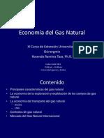 Economia Gas Natural Xi Ceu 04-02-2013 Parte1 1 ROSENDO RAMIREZ