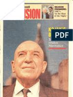 """'Kojak' Keeps It Crusty"" (Telly Savalas interview)"