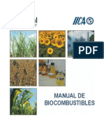 Manual de Biocombustibles Iica