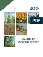Manual de Biocombustibles Iica