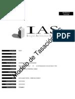 Modelo de tasación de IAS