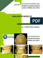 Analisis de Modelos 2011