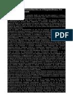 Baremblitt - Método del esquizodrama
