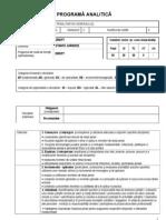 Fisa Disciplinei ID Drept Penal Partea Generala(2) Sem.ii 2011-2012