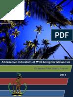 Alternative Indicators of Well-Being for Vanuatu