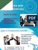 Presentacion Entrevista Por Competencias