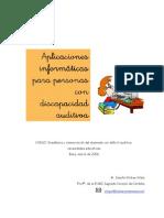 Programas Informaticos Para Discapacidad Auditiva