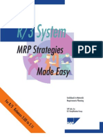 SAP MRP Strategy Made Easy PDF