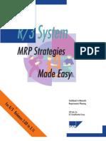 SAP MRP Strategy Made Easy PDF