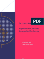 Diker y Serra - La cuestión docente Argentina