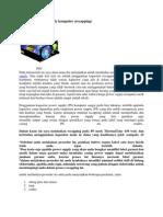 Modifikasi Power Supply Komputer