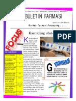 Buletin Farmasi 05/2013