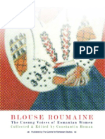 Blouse Roumaine Free Sample