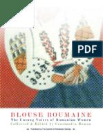 Blouse Roumaine Free Sample