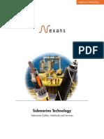 Nexans Submarine Technology