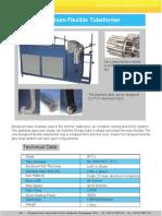 Aluminum flexible duct machine - AFT2