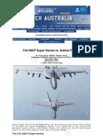 Super Hornet Flanker Comp Australia 2007