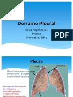 Derrame Pleural Key