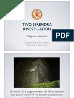 DILG Two Serendra Presentation June 7 2013