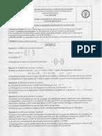 Examen Matemáticas Aplicadas a las CCSS Selectividad Madrid Junio 2013