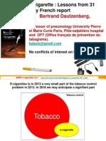 E-Cigarette ENSP Athen 2013 Press Conf PDF