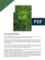 Federico Faggin - Breve Storia e Futuro dell'Informatica  2012