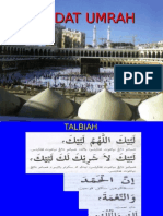 Ibadat Umrah 26 April 09