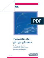 Borosilicate Gauge Glasses