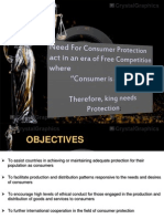 Consumer Protection Act (Final PPT)