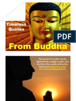 25 Quotes From Buddha