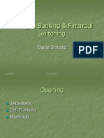 Banking & Financial Switching