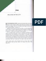 Michel de CERTEAU - Walking in the City