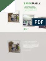 Essexfamily Final Report (June 2013)