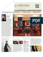 Your Corinthia Magazine | 2013 May