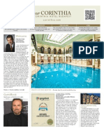 Your Corinthia Magazine | 2013 June
