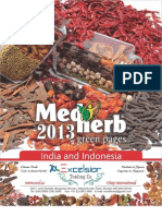 Medherb Green Pages 2013 - India and Indonesia