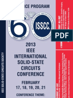 ISScc 2013 Advance Program
