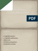 contabilitatea capitalului propriu
