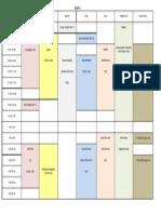 Technika 2013 Day 2 schedule