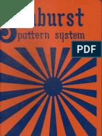 Sunburst Pattern System