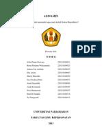 Tutor 12 Farmakologi (Alinamin)