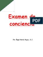 Examen de conciencia  - Ángel María Rojas, S.J.