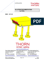 THORN PAPI Lights Installation Manual