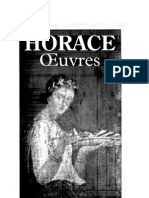 Horace - Oeuvres