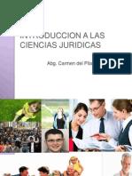 Introuccion a Las Ciencias Juridicas Primera Unidad Completo