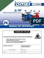 ECO 70 & 110 - Manual del Propietario